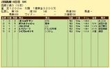 第7S:8月2週 函館2歳S 競争成績