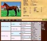 繁殖牝馬@グレンツェン 血統表