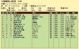 第4S:11月4週 兵庫ジュニアグランプリ 競争成績