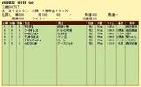 第6S:5月4週 泥@コートドレス 競争成績