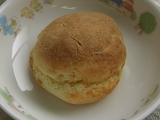 ホットケーキミックスで作るもちもちパン