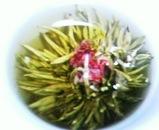 カーネーションのお茶