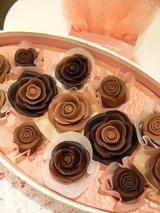 メサージュドローズ 薔薇のチョコ
