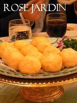 香港ウェディング  中華料理