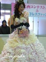 ブーケ&ドレスファッションショー