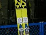 原田選手の板