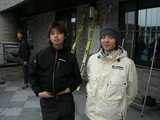 桜井、梅崎選手