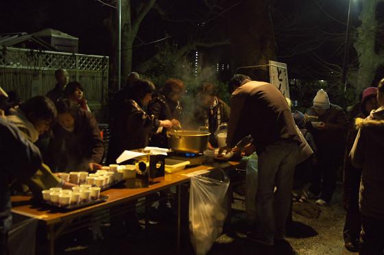 妙法寺(とん汁)