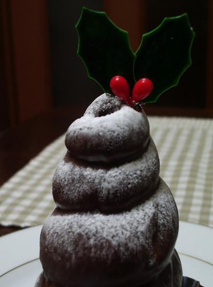 コロネパン クリスマス仕様
