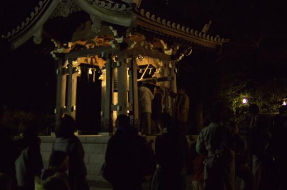 妙法寺(鐘つき堂)