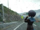 車窓から。