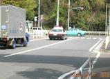 2007,4,10 八潮団地内パトカー