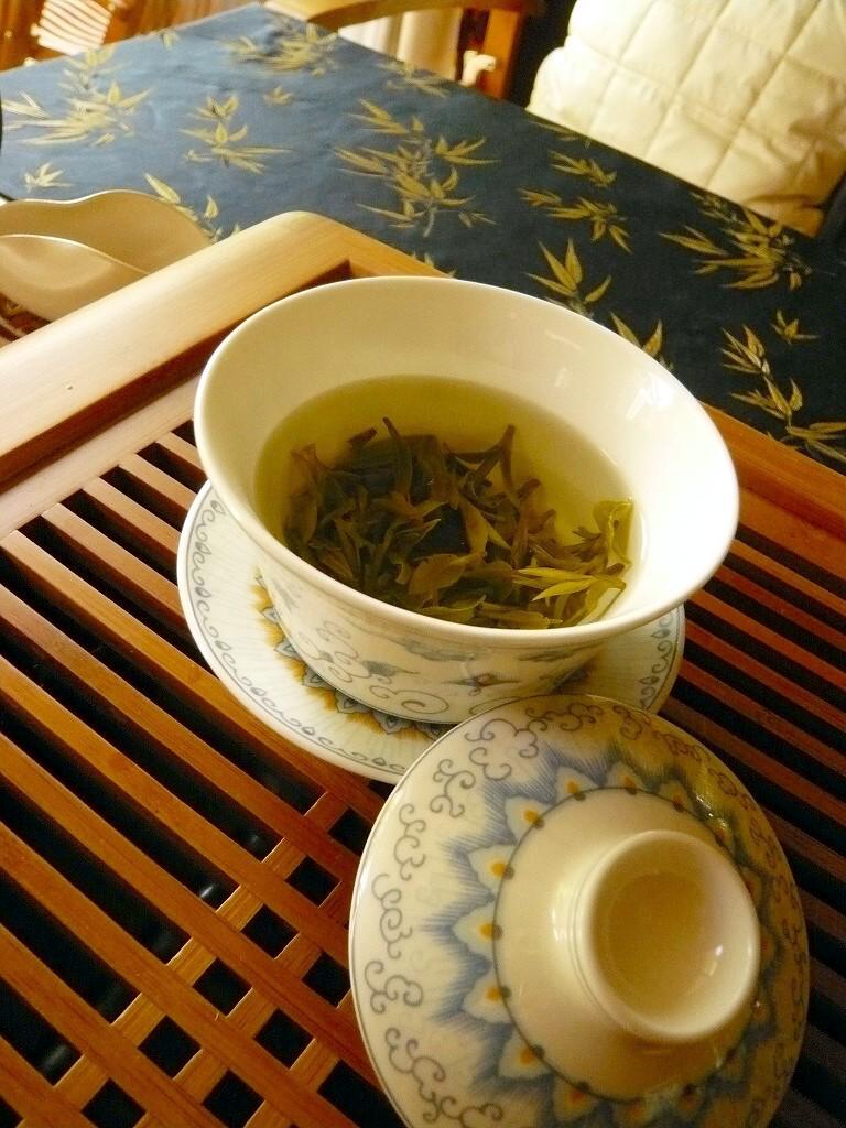 中国茶で美肌