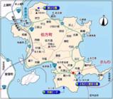 伯方島地図