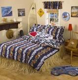 サーファーの部屋
