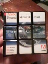 Adobeのルービックキューブ