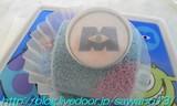 スーベニアプレート付きケーキ・2