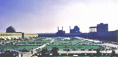 イラン イマーム広場