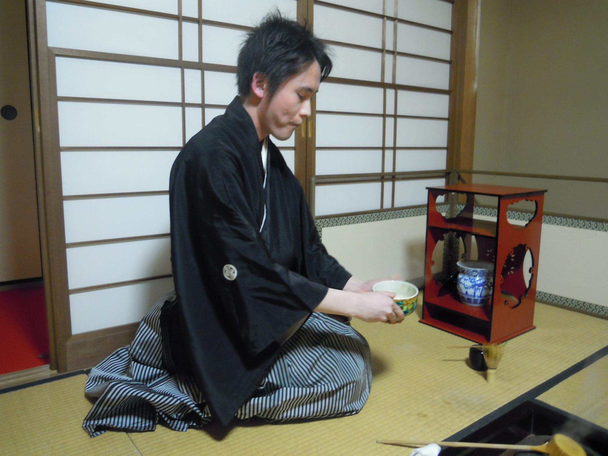 アドリブ茶道- tea ceremony ad ...