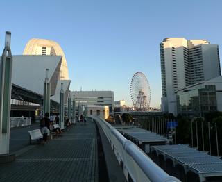 横浜・パシフィコ横浜での「海のエジプト展」