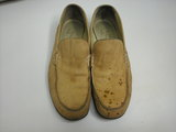 靴の染み抜き