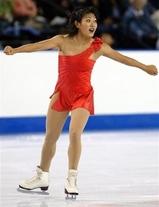 恩田美栄(2005年スケアメSP/AP Photo/Tim Larsen)