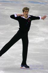 トリノ男子SP-ジェフ・バトル