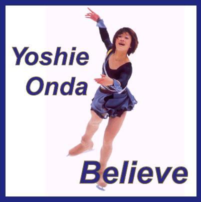 Yoshie Onda - Believe