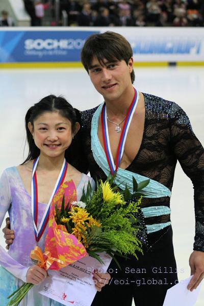 川口悠子&アレクサンダー・スミルノフ