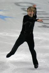 トリノ男子SP-エフゲニー・プルシェンコ