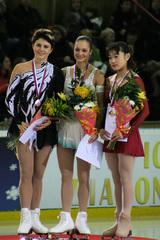 ロシア杯(女子表彰台)