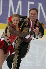 ナフカ&コストマロフ(2005年ロシア杯FD2)