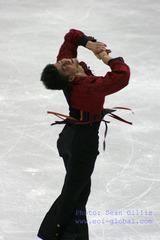 トリノ男子SP-ステファン・ランビエル