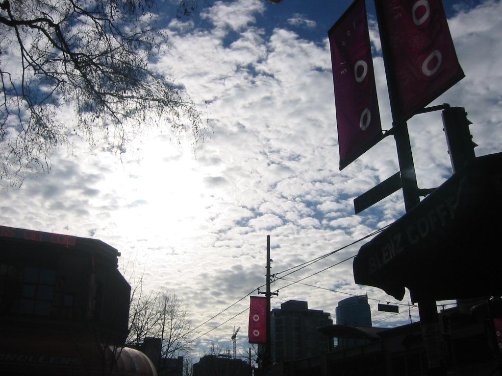 canada's sky