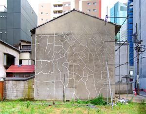 マスクメロン壁