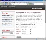 lazybase Bookmarklet の作成