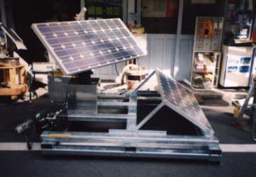 太陽光追尾装置