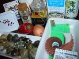 「海鮮カレー」の材料