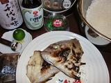 鯛めし(炊き込みご飯)の材料
