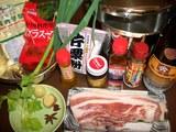 「豚の角煮」の材料