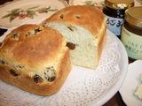 簡単食パンの完成