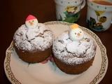 ジンジャーブレッド(生姜の焼き菓子)クリスマス仕様