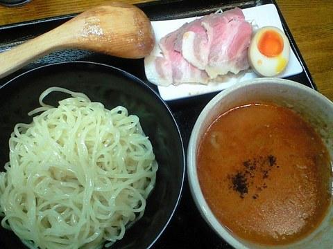 ノーマルつけ麺スタイル
