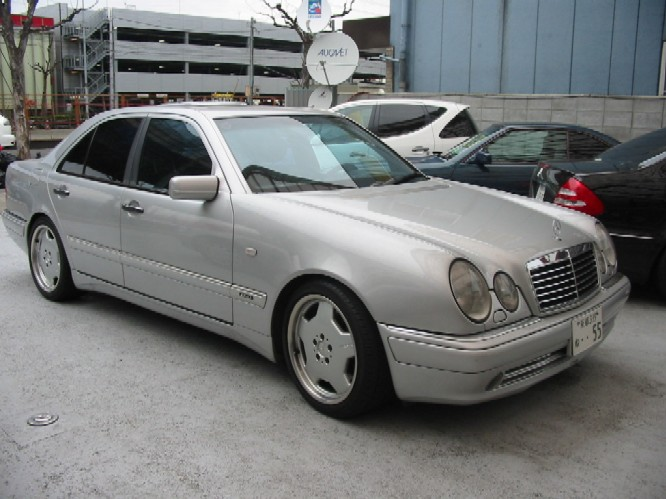 Set My W210 Up Peachparts Mercedes Benz Forum