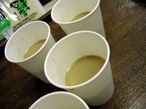 Oisix(おいしっくす)Soup Stock Tokyo 岩国れんこんの豆乳ポタージュ