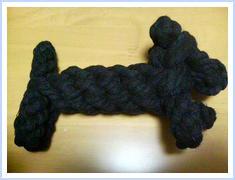 ロープおもちゃ