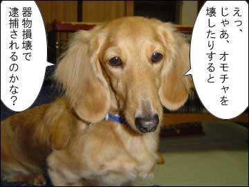 犬にも刑事罰?-2コマ