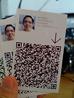 10 ways to use qr codes in the classroom auckland mathematical vcard for starters you might consider updating your business cards to include a qr code which would upload your contact information directly into another reheart Choice Image