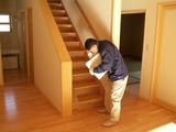 Hさんの家完了検査