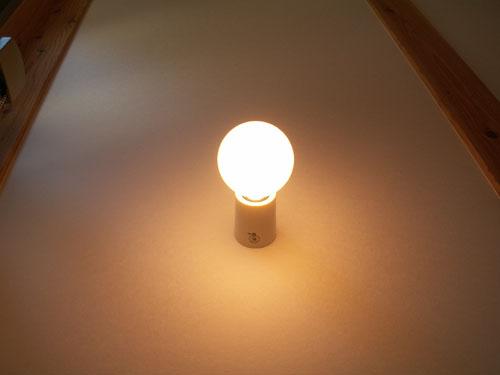 裸電球の美しさ:徳島 大工さん...